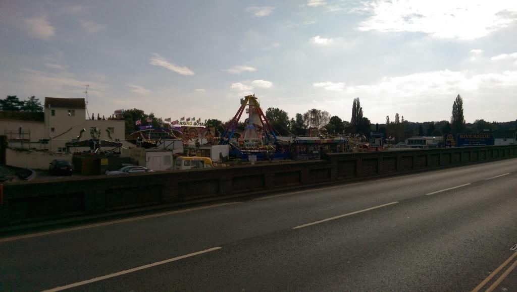 Not quite Blackpool Pleasure Beach