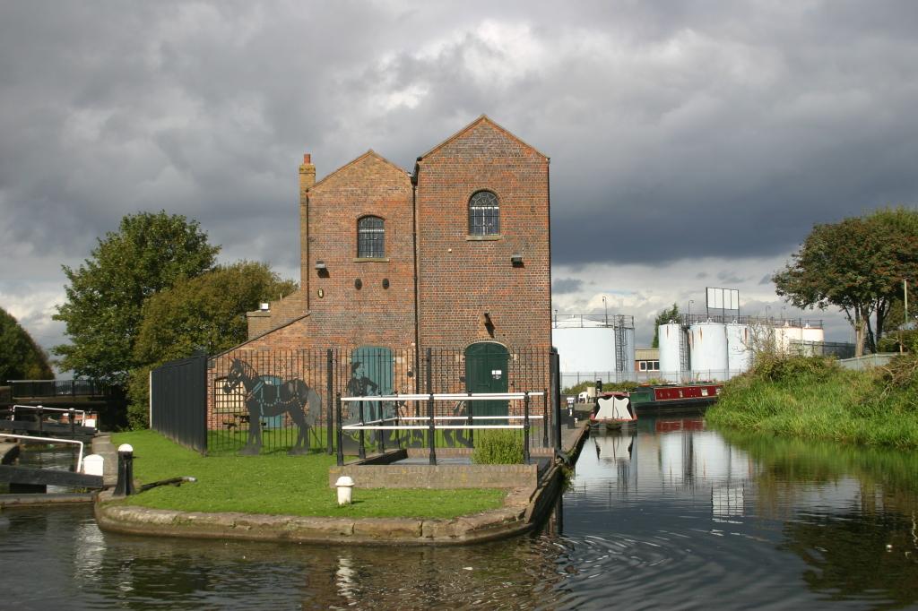 Titford Engine House