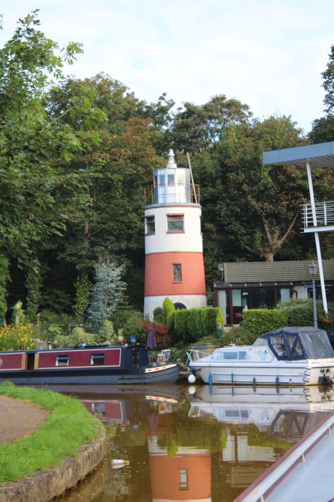 Monton Turn Lighthouse