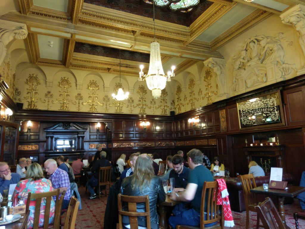 The Grandé Lounge