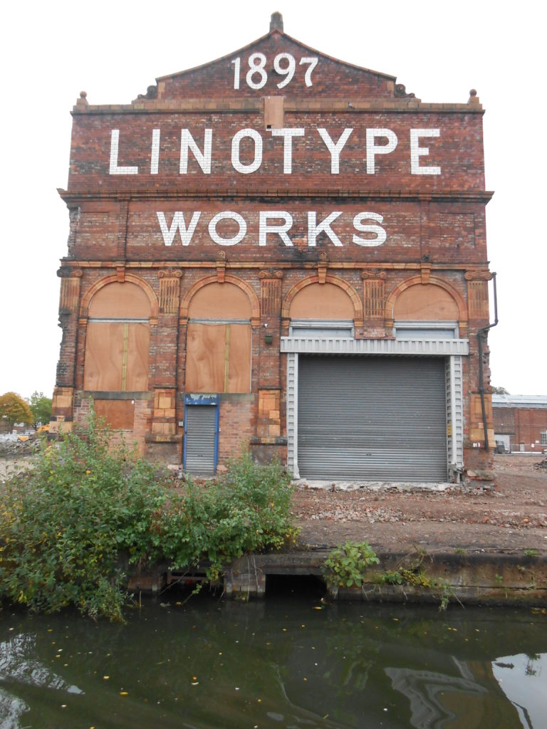 The Linotype Works, Broadheath