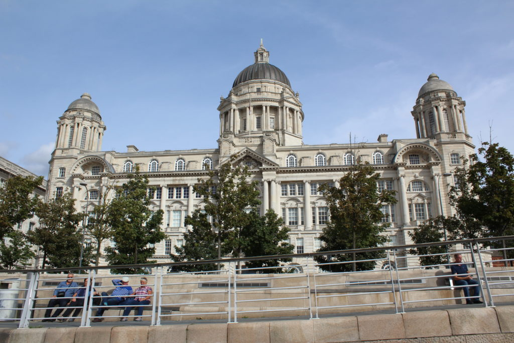 The Port of Liverpool Building