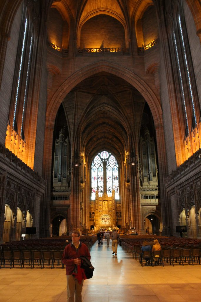 Lliverpool  Anglican Cathedral
