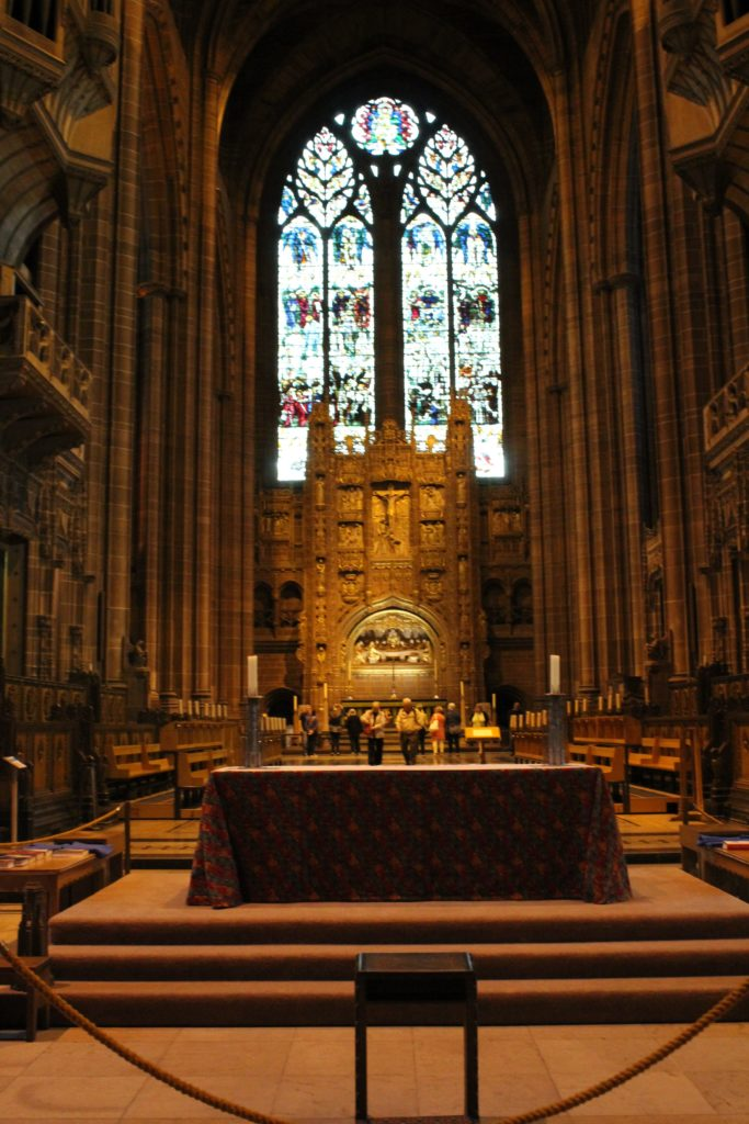 Liverpool  Anglican Cathedral