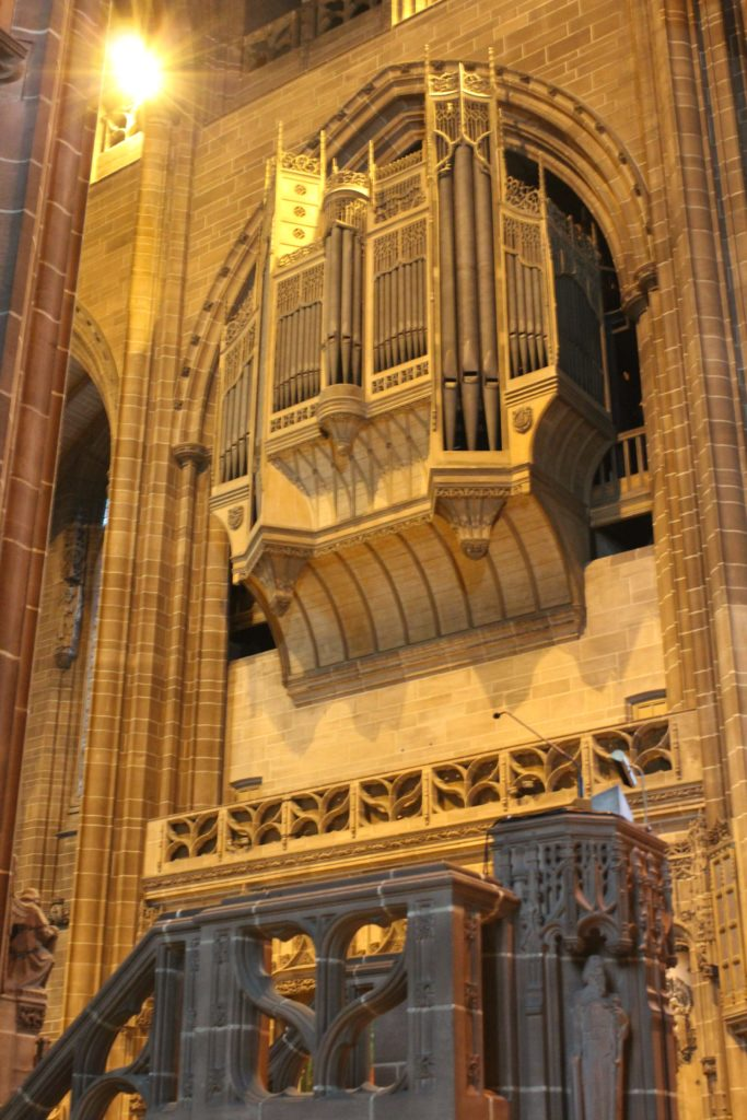 More Organ Pipes