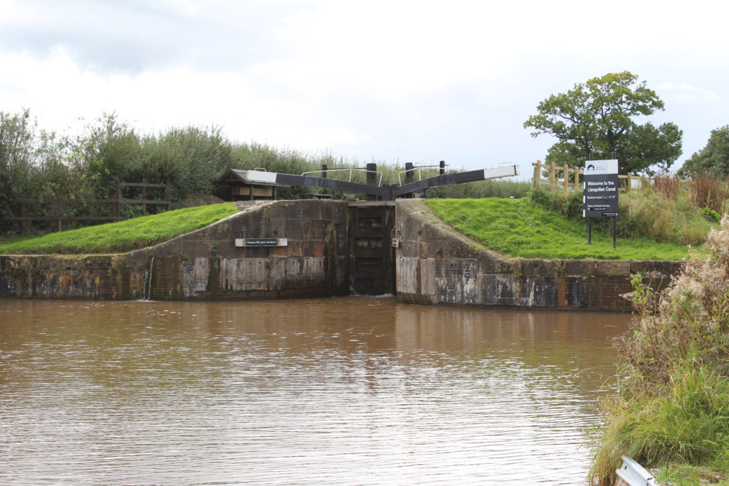 Hurleston Bottom lock