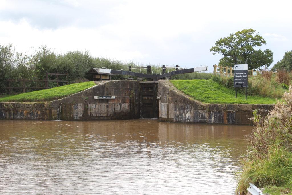 Hurleston Bottom lock