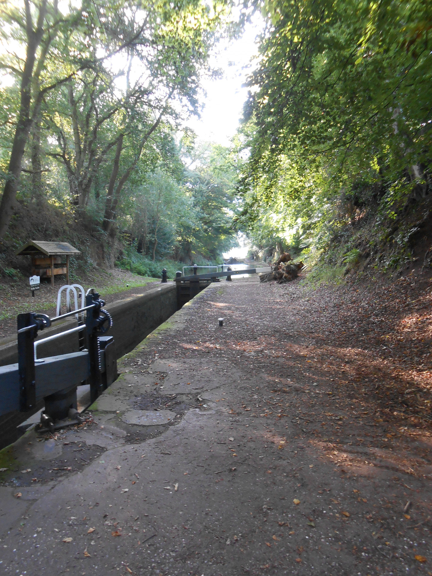 Tyrley Bottom Lock
