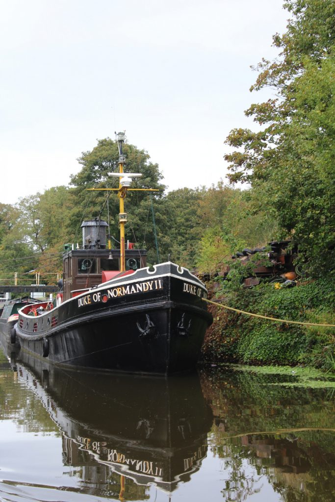 Normandy II, Northwich